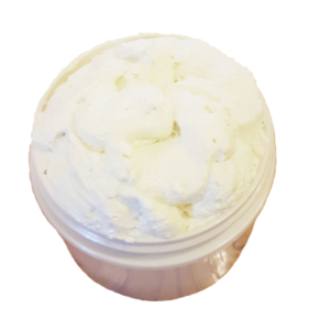Whipped Natural Body Butter