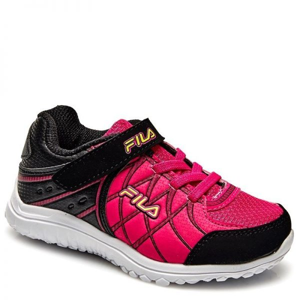 FILA Speedboat Slip-On Toddler Girls Sneakers