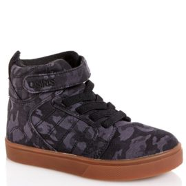 OSIRIS Skyrise Camo Canvas Toddler Boys Sneakers